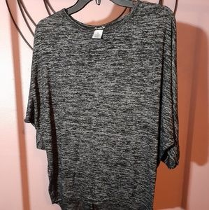Black & grey  shirt